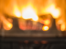 Tui's simple steps to a cosy fire