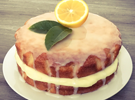 Holly's Lemon & Yoghurt Cake