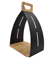 Tui Pyramid Wood Holder