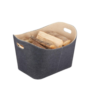 Tui Felt Log Basket