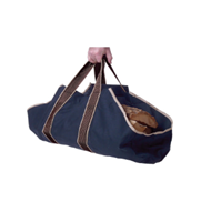 Tui Canvas Wood Tote