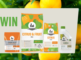 Win a citrus care pack
